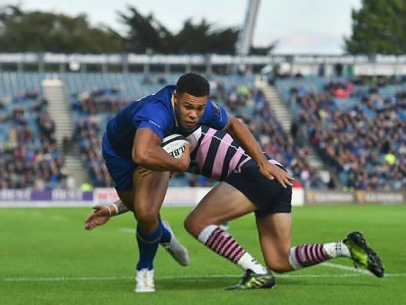 Leinster ease past Cardiff