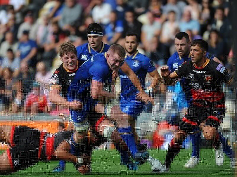 Leinster slay the Dragons