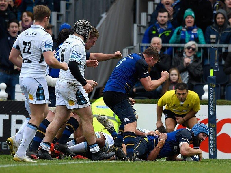 Leinster secure home Euro quarterfinal