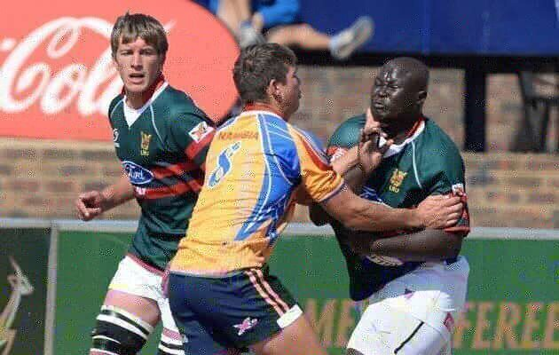 Leopards too strong for Namibia