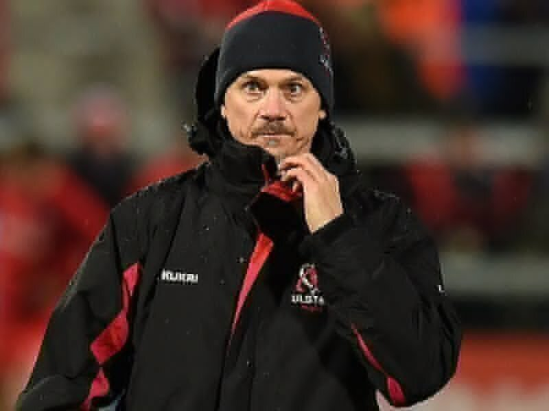 Ulster Kiss Director of rugby goodbye