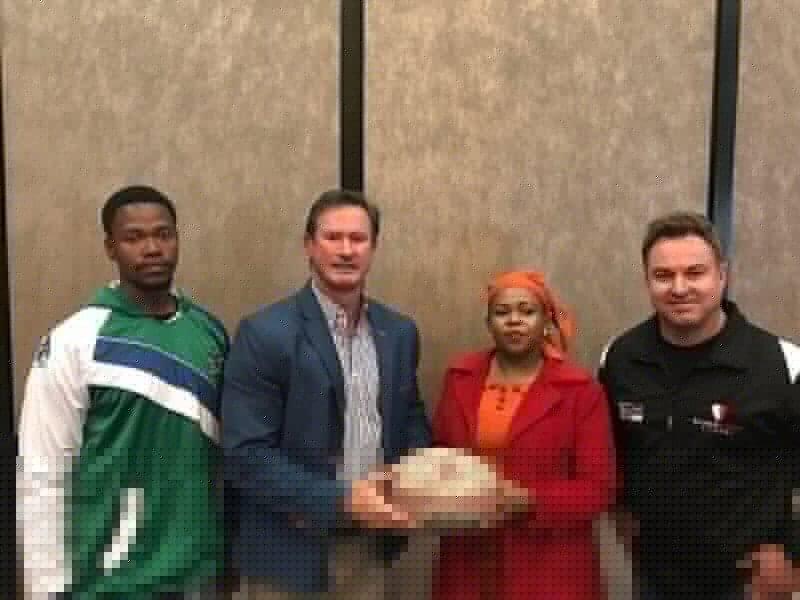 Sevens fever hits Lesotho