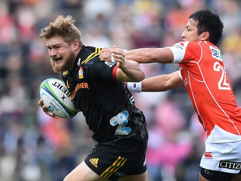 Chiefs shuffle pack for Reds clash
