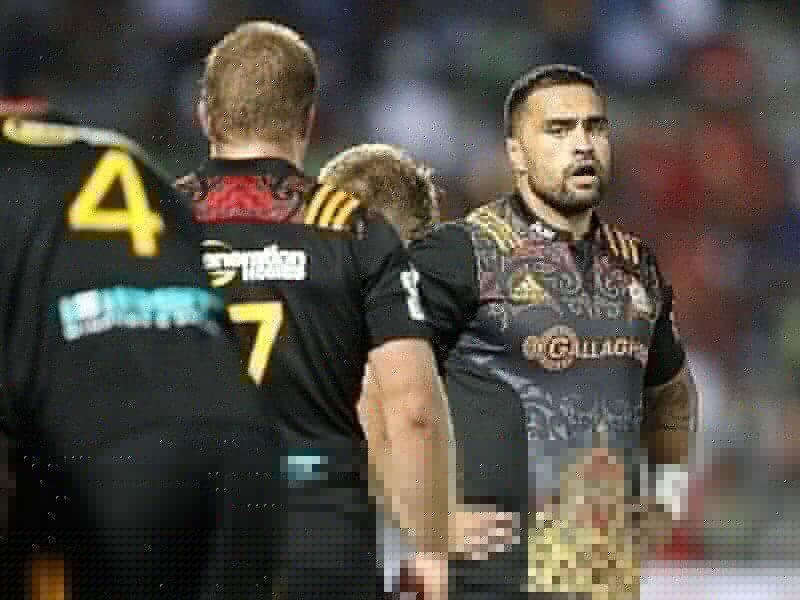 Chiefs' Messam back in the starting XV