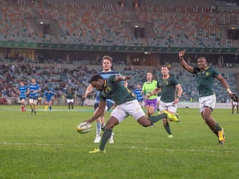 Ackermann praises SA 'A' effort