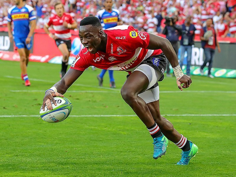 Lions send Stormers back to school