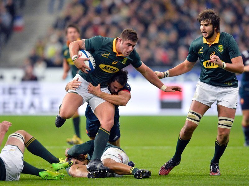 Boks sweating over key duo