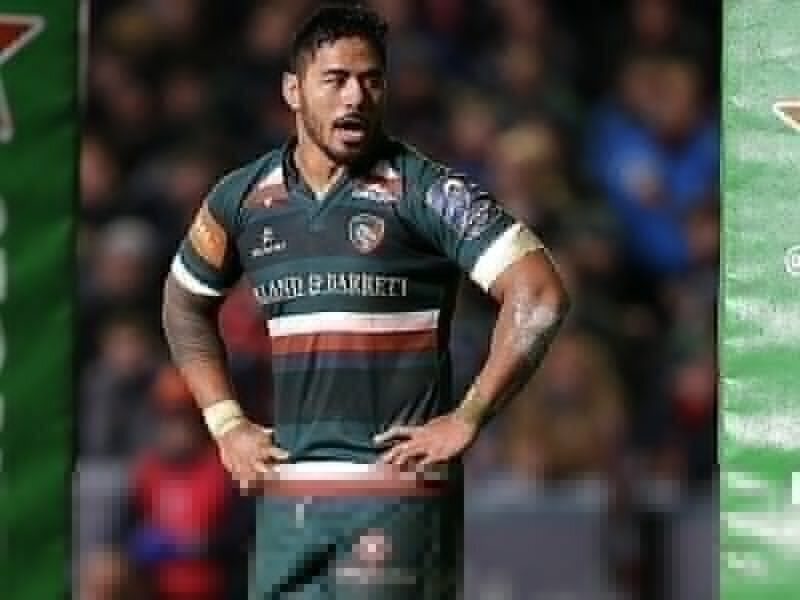 Tuilagi omitted from England squad