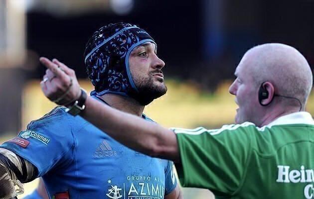 Bortolami to lead Azzurri