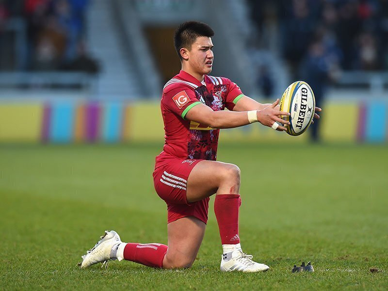 Teenage wunderkind Smith rewarded by Harlequins