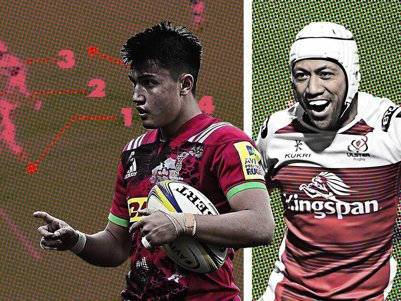 Analysis: The English prodigy against the Wallaby