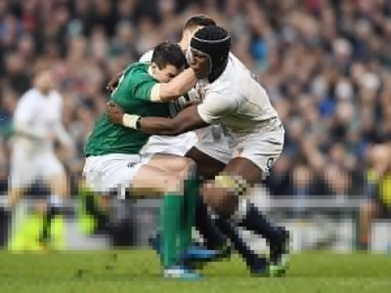 Itoje will learn from Ireland