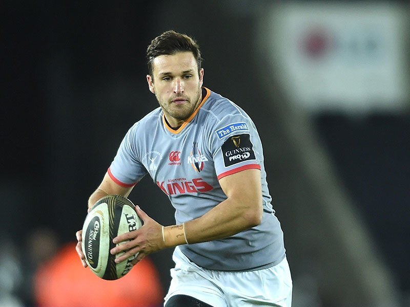 Du Toit back at No.10 for Munster clash
