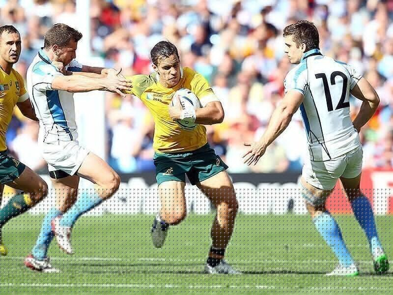 Wallaby centre shuts World Cup door