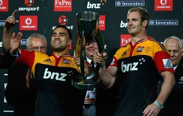 Dual captaincy for Chiefs