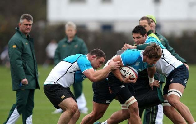 No year-end holiday for Boks