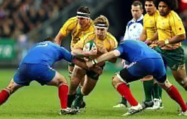 French teach Wallabies a big lesson