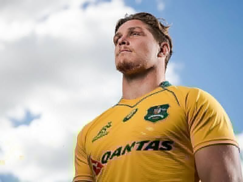 VIDEO: Hooper the fastest back-row forward?