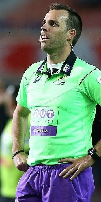 Referees to 21 May 2017
