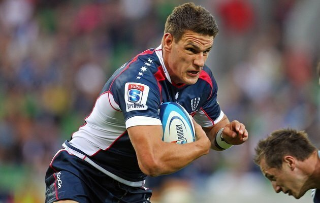 Wallabies call-up Rebels duo
