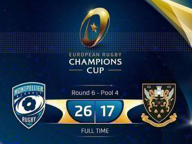 Nadolo gives Montpellier edge over Saints