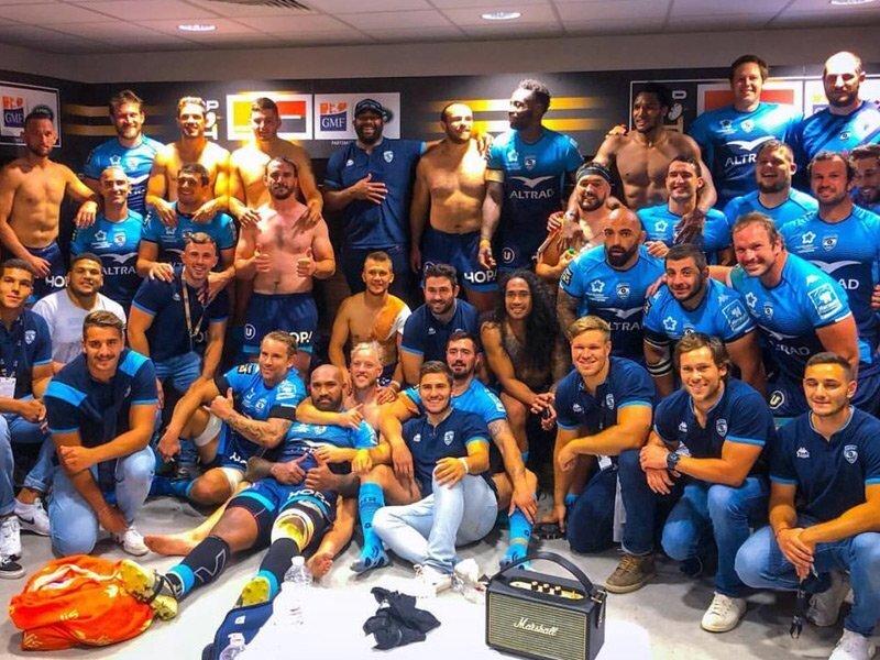 Pienaar sends Montpellier into Top 14 final