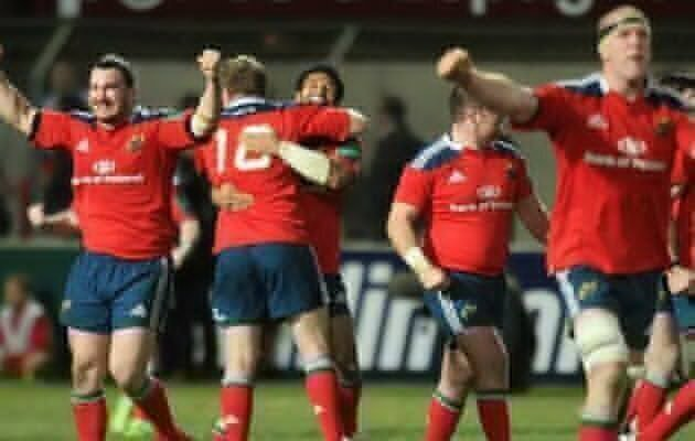 Munster savour 'special' victory