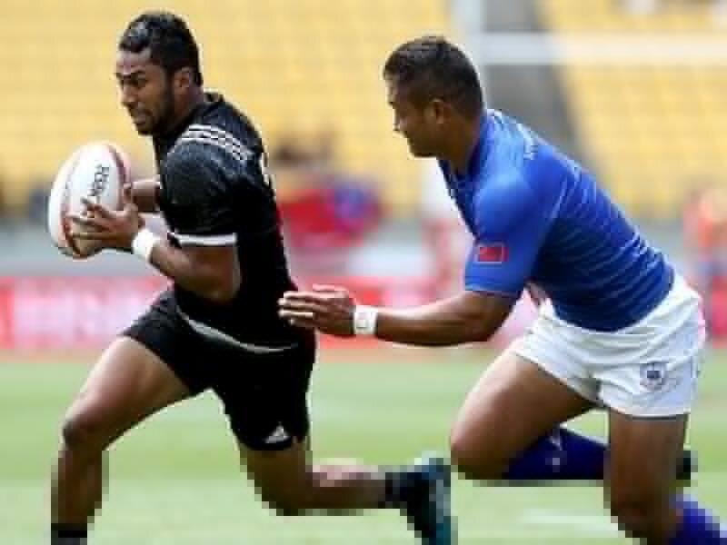 Wellington Sevens: Big boys start well