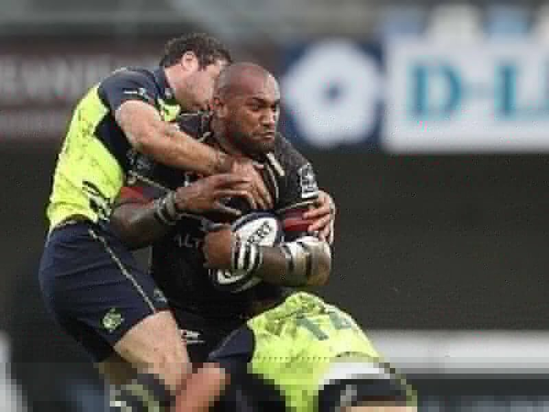 Fiji star racially abused in France