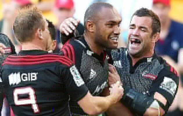 Crusaders call on 'physical' Fijian