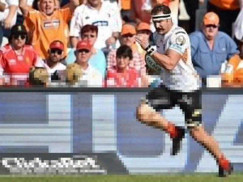 Jordaan gets Cheetahs captaincy