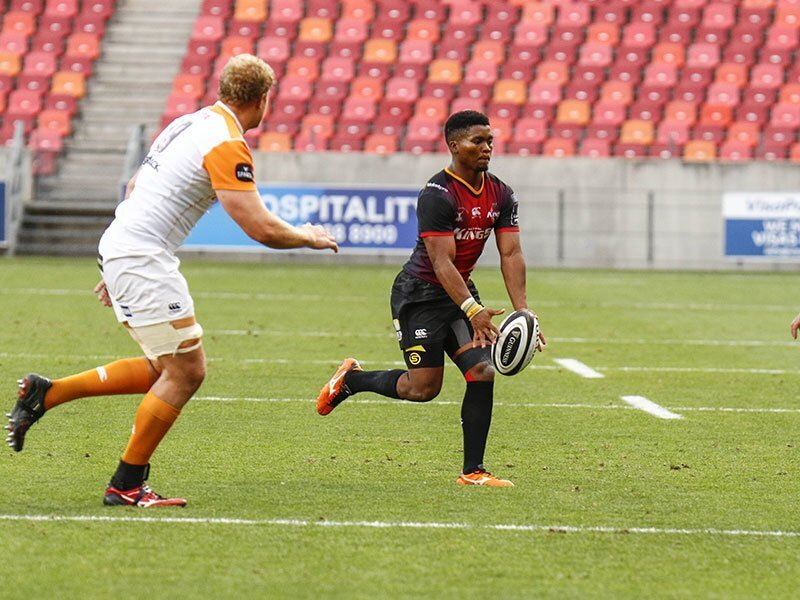 Another injured flyhalf for Kings
