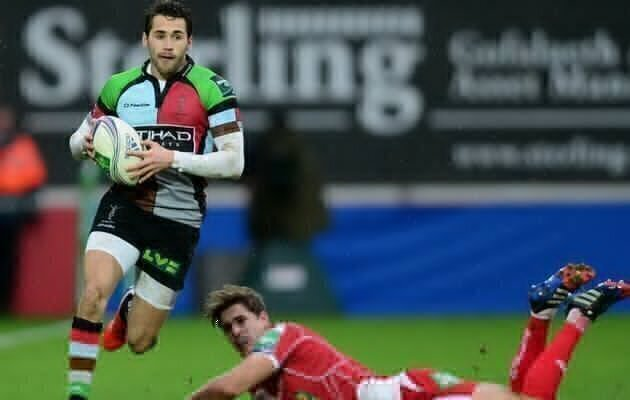 Lindsay-Hague leaves Harlequins