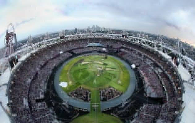 Olympic Stadium set to be WC venue