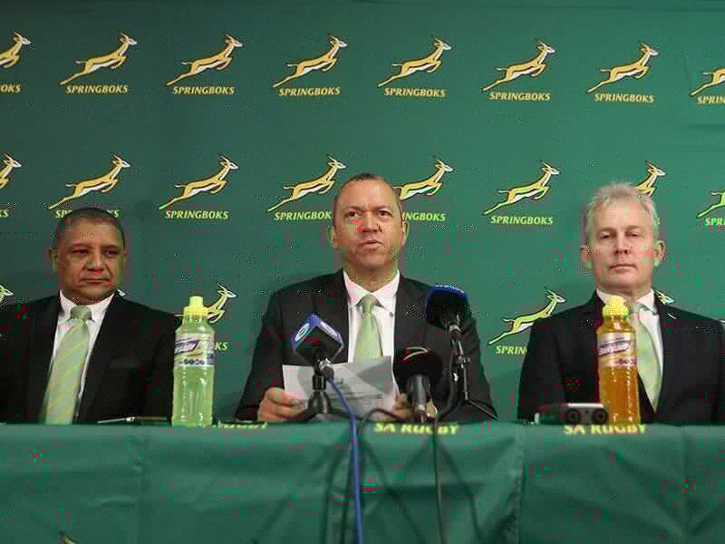 Hoskins: SA Rugby face permanent ruin