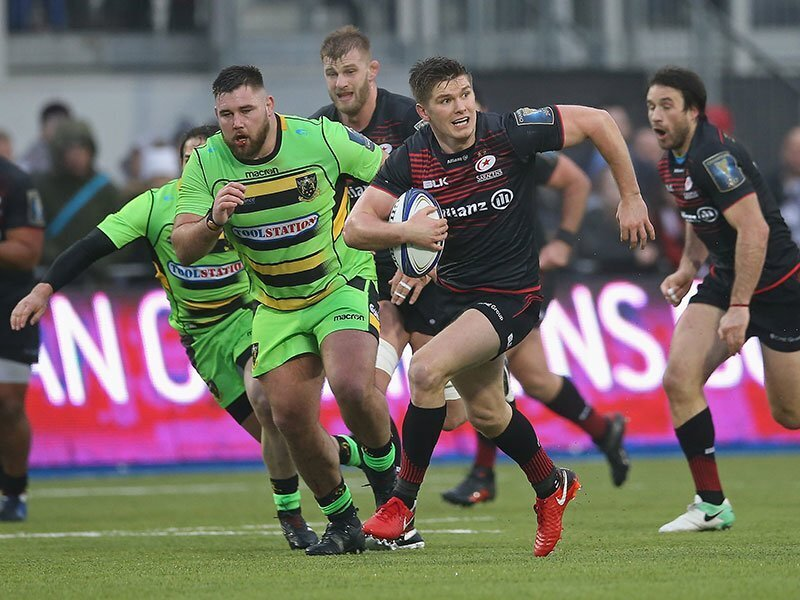 Team of the Week: Champions Cup, Round Six