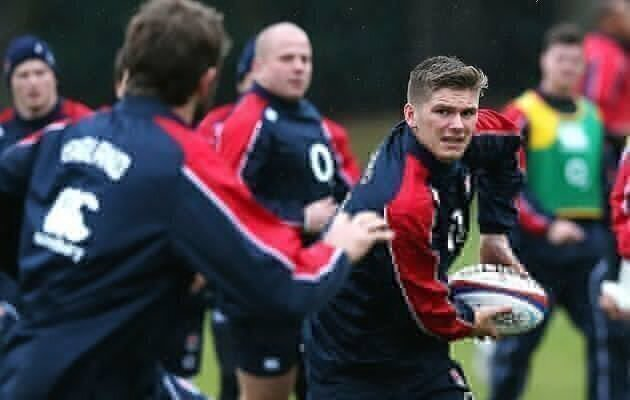Farrell set to sit out