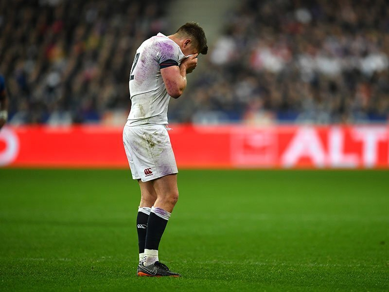 England lose again, Ireland win Six Nations
