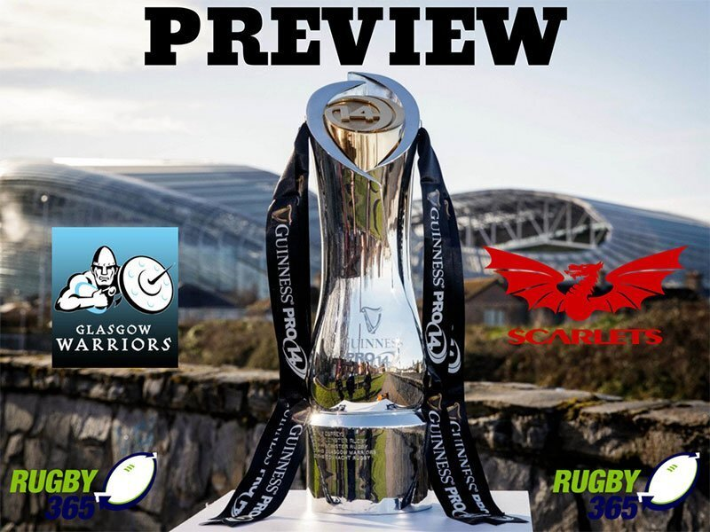 PREVIEW: Glasgow v Scarlets