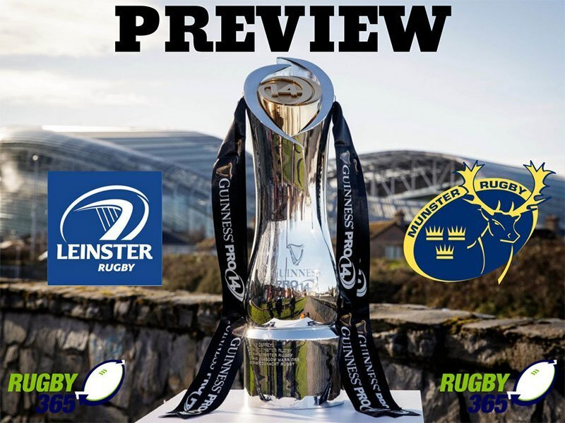 PREVIEW: Leinster v Munster