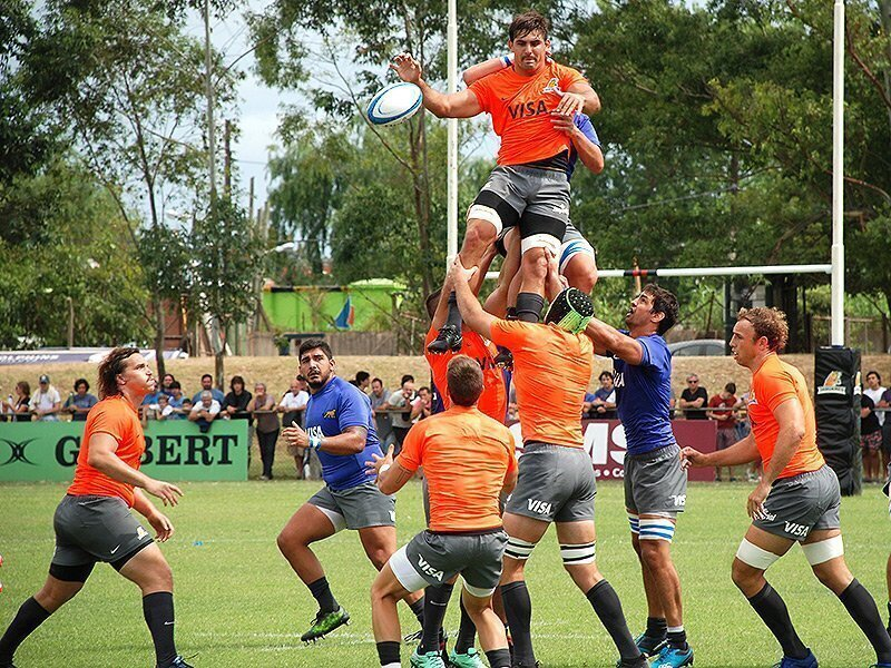 Jaguares take rookie prop to South Africa