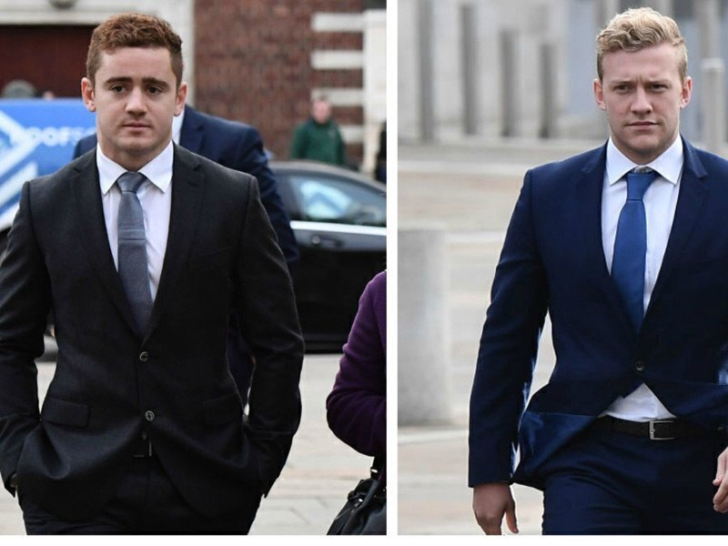 Irish stars' rape trial reveals graphic details
