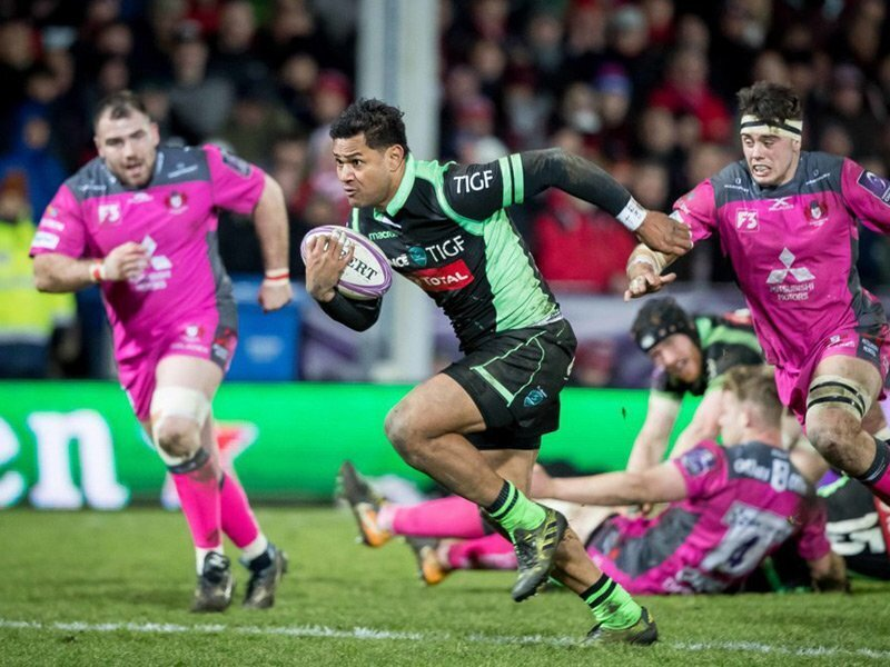 Pau beat Gloucester to finish top