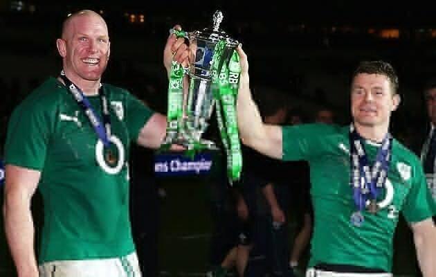 Ireland's sweet touch of a Schmidt
