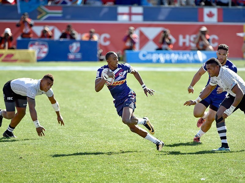 VIDEO: Baker shows why he is the best in Sevens