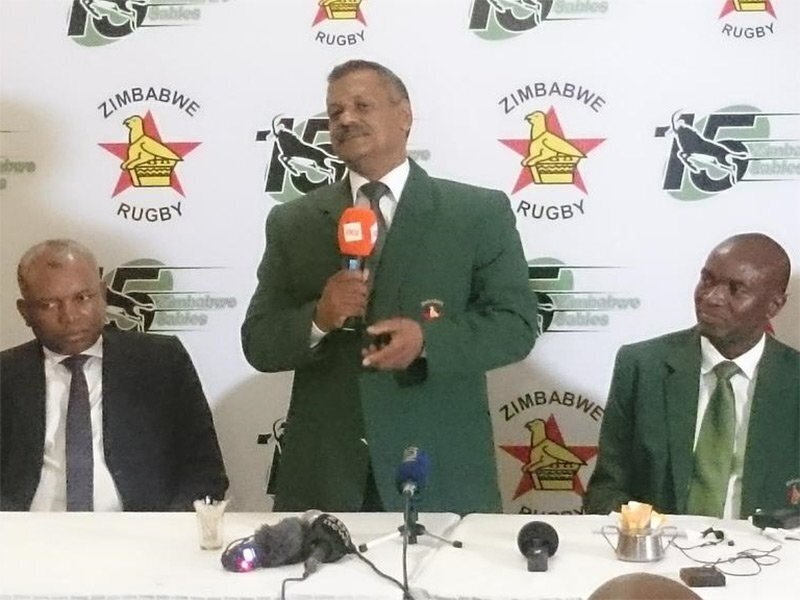 CONFIRMED: Former Bok coach gets Zimbabwe job