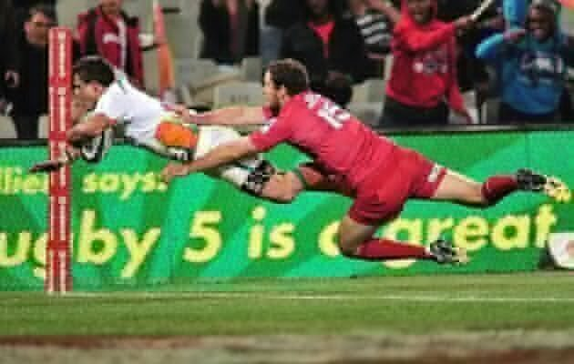 Cheetahs rattle the Reds
