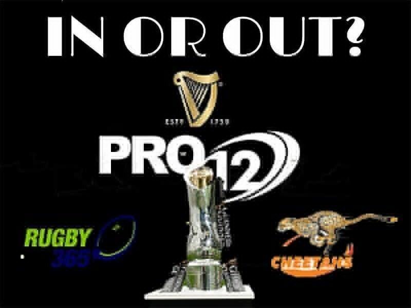 Pro12: No 'formal' invite for Cheetahs