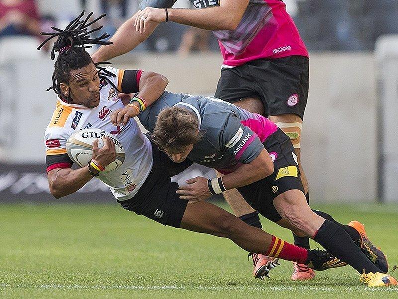Cheetahs beat Pumas in 12-try thriller