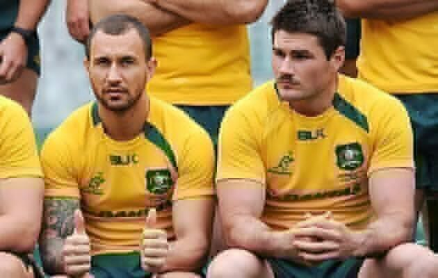 Cooper the next Wallaby captain?